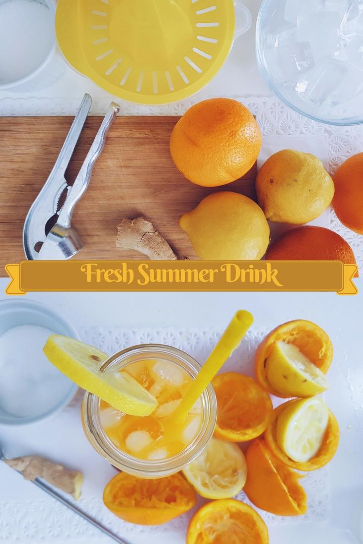 Fresh Summer Drink